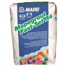 Mapei MAPEGROUT FASTSET R4 25 кг